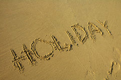 Holiday! Royalty Free Stock Photos