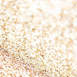 Holiday abstract glitter background with blinking lights  Stock Photos