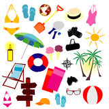 Holiday accessories Stock Photography