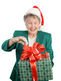 Holiday Anticipation Royalty Free Stock Photos