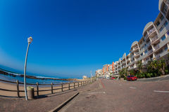 Holiday Apartments Ocean Rock Pools  Stock Image