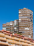 Holiday Apartments Costa Blanca Spain Royalty Free Stock Images