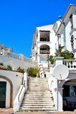 holiday apartments in La Duquesa in Spain Royalty Free Stock Photography