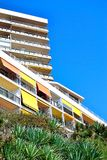 holiday apartments in Torremolinos in Spain Stock Photo