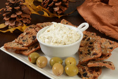 Holiday Appetizer Royalty Free Stock Images
