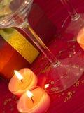 Holiday arrangement Royalty Free Stock Photos