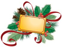 Holiday Arrangement Stock Photos