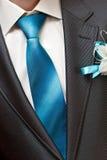 Holiday attire groom at  wedding. Holiday attire groom at a wedding Stock Images