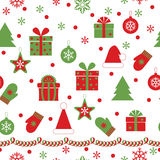 Holiday attributes Stock Images