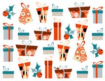 Holiday background. Beautiful background for greeting cards etc Royalty Free Stock Photography