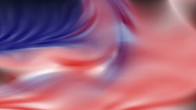 Holiday background, abstract waving USA flag stock footage