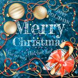 Holiday background candy. EPS 10 Royalty Free Stock Photos