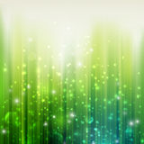 Holiday background with sparkles Stock Photography