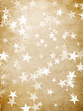 Holiday background with stars Royalty Free Stock Photos
