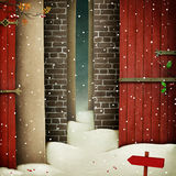 Holiday background stock illustration
