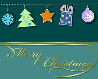 Holiday background6 Royalty Free Stock Images