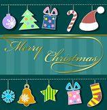 Holiday background7 Royalty Free Stock Image