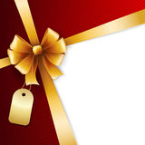 Holiday Backgrounds with  bow. Vector illustration Abstract backgrounds with   bow Royalty Free Stock Image