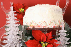 Holiday bakery cake Royalty Free Stock Photos