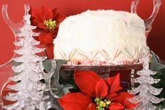 Holiday bakery cake Royalty Free Stock Photos