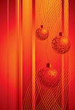 Holiday-ball-toy Royalty Free Stock Photography