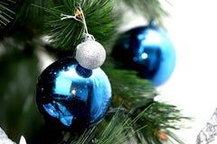 Holiday balls Stock Photos