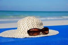 Holiday at beach. Holiday at beautiful caribbean beach Royalty Free Stock Photography