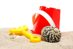 Holiday at the beach Royalty Free Stock Photography