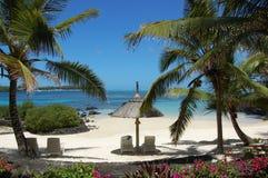 Holiday Beach resort Royalty Free Stock Photos