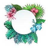 Holiday Beach Resort Stock Image
