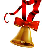 Holiday bell Stock Photo