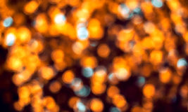 Holiday blurred bokeh. Abstract  background. Stock Photography