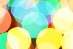 Holiday bokeh background Royalty Free Stock Images