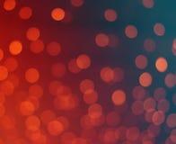 Holiday bokeh light vintage background Stock Photo