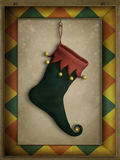 Holiday boots Royalty Free Stock Image