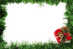 Holiday Border Stock Image