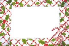 Holiday Border Royalty Free Stock Image