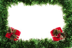 Holiday Border Royalty Free Stock Photos
