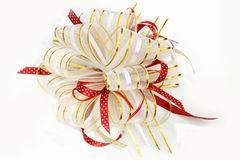 Holiday bow Royalty Free Stock Photography