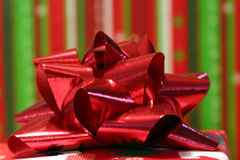 Holiday Bow Stock Images