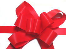 Holiday Bow Stock Photography