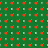 Holiday bright colored pattern background with bright Christmas Royalty Free Stock Image