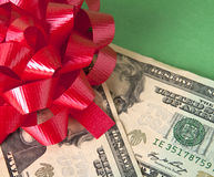 Holiday on a Budget Royalty Free Stock Photography