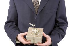 Holiday Businessman Stock Images