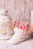 Holiday candies Royalty Free Stock Photos