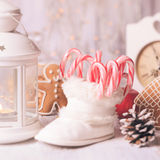 Holiday candies Stock Images