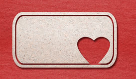 Holiday Card Stock Image