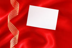 Holiday card Stock Images