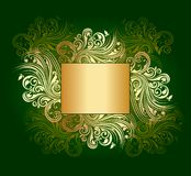 Holiday card Royalty Free Stock Photography
