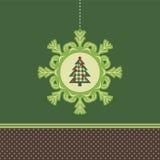Holiday card Royalty Free Stock Photos